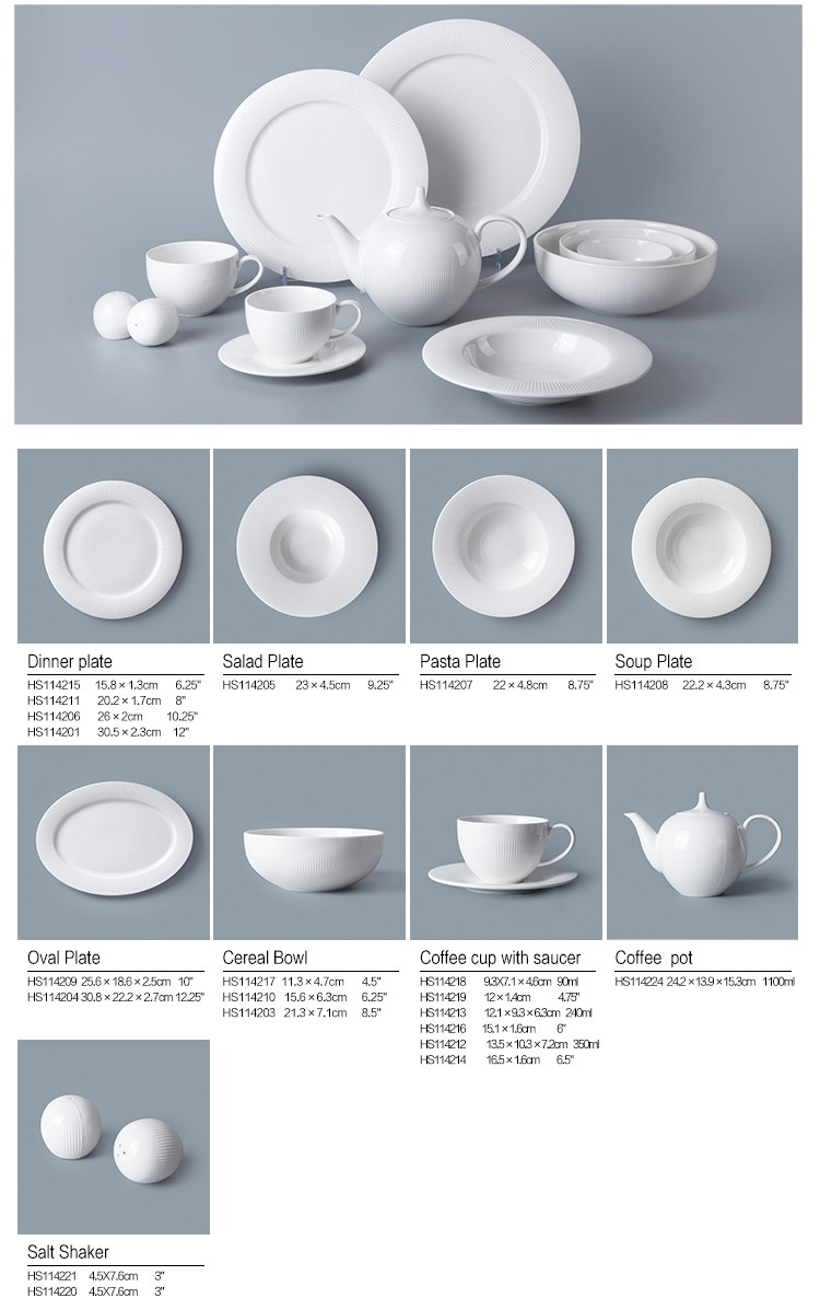 product-Two Eight-Western Style Restaurant Use Porcelain White 500ml 1100ml Coffee Pot, Hotel Crocke-1