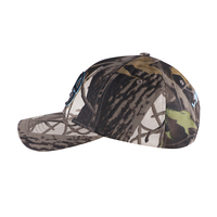 Wholesale High Quality Fashion Printing Digital Camouflage Camo Baseball Cap