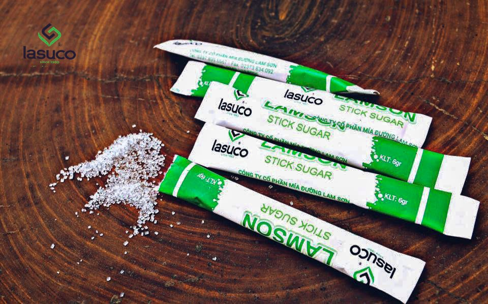 Sugar in stick sachet (Lasuco) 500gr