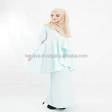 c5e8e25d572 Crepe Long Baju Dress