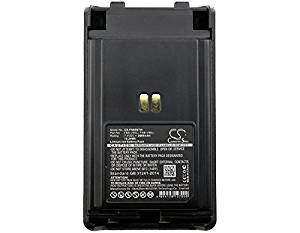 Cameron Sino 2600mAh Li-ion High-Capacity Replacement Batteries for Vertex VX-350, VX-351, VX-354, VX350, VX351, VX354, fits Vertex FNB-V95Li, FNB-V96Li