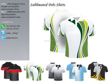 Custom Cartoon Polo Shirts/Dye Sublimation Polo Shirts/Japanese Polo