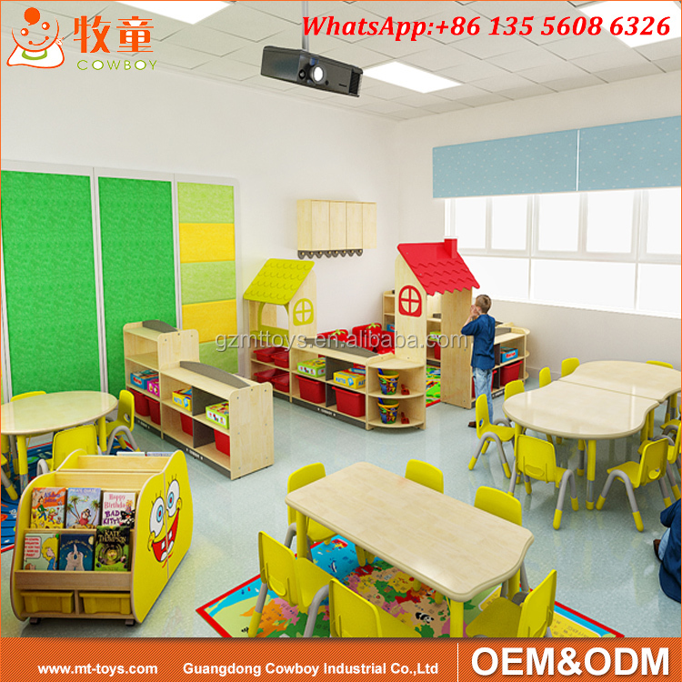 China children furniture sets play school kindergarten for School furniture from china