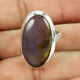 Charoite jewelry 925 sterling silver finger rings jaipur handmade silver jewelry rings suppliers