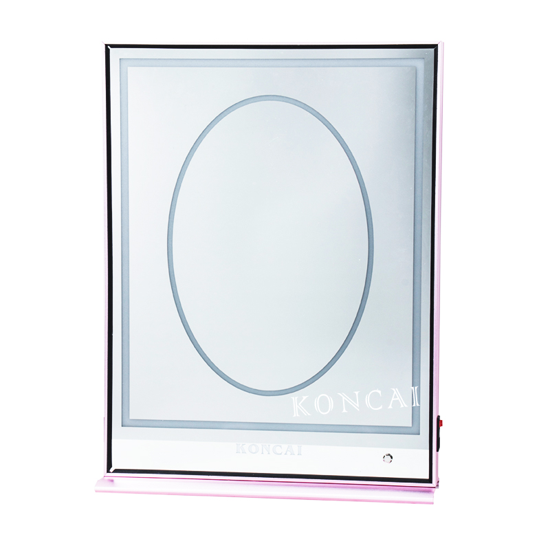 Rose Gold Professional Hollywood Makeup Mirror Beauty LED Vanity Mirror KC-560