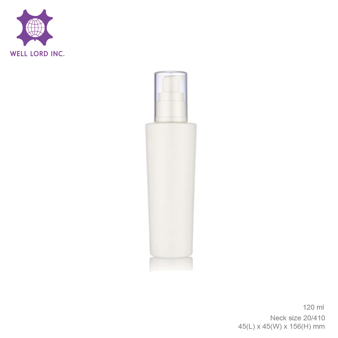 Most selling dropper bottle 15ml  cosmetic white packaging airless pump bottle