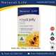 Royal Jelly 1000mg 1.2% 60 Capsules