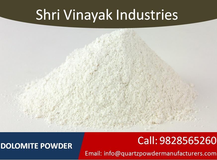 Micronised Dolomite Powder High Whiteness