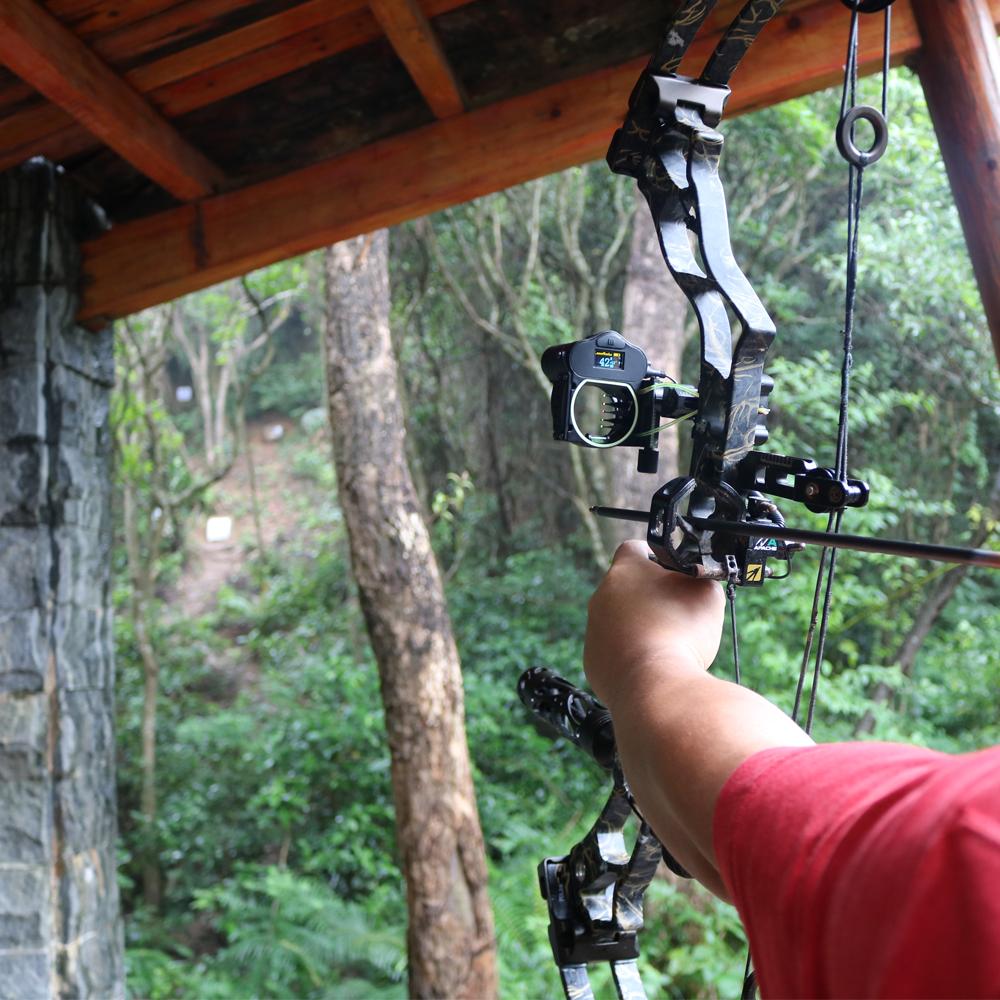 Новый продукт для стрельбы из лука, дальномер с максимальным диапазоном 300 м, 2019