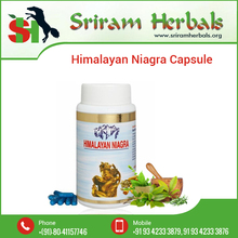 Widely Selling Himalyan Niagra Enlarger Capsule for Big Penis