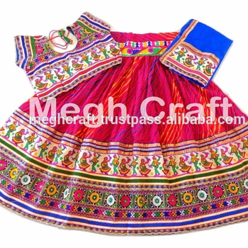 c654ec62ac1bab Indian Traditional rabari Embroidered Ghagra Choli- Cotton Patchwork Chaniya  Choli