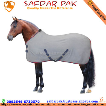 New Horse Rugs Fleece Polyester Cotton