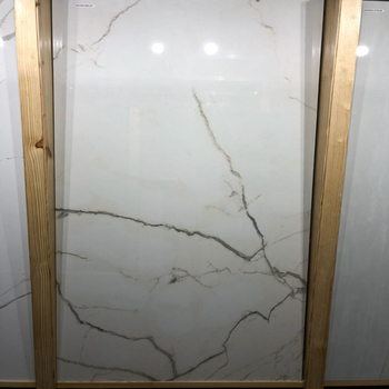 900x1800mm High Quality Polished Porcelain Slab Tiles 9mm Thickness