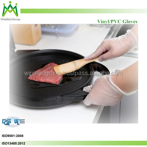 Low Price Pe Disposable Gloves Or Daily Usage From Pe Gloves Factory/work household food kitchen gloves