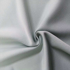 97% polyester 3% spandex poly spandex moss crepe fabric with solid dyed