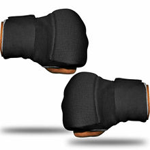 Boxen Inneren Handschuhe Schnell Hand Wraps <span class=keywords><strong>Gel</strong></span> Padded Gym Trainings Stanzen Einfach Wraps