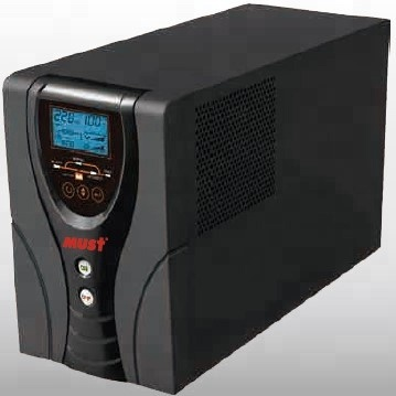 Saf Sinüs Dalga güç inverteri 1KW Trafo Dahili 800 W 1KW 1500 W DC Ev Dönüştürücü