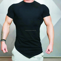 Mens Gym Bodybuilding T-Shirt workout clothing IM.3318