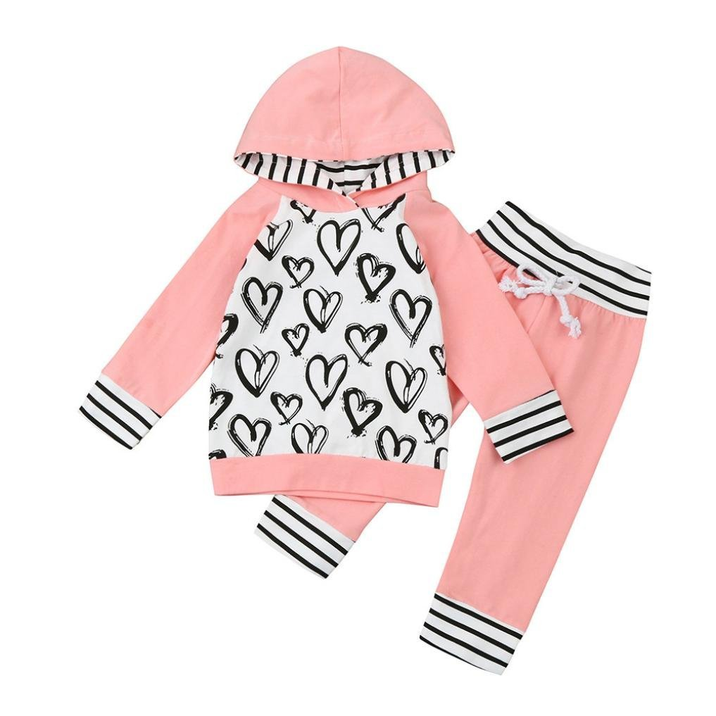 74bd29565ecd Get Quotations · Baby Boy Girls Clothes Set