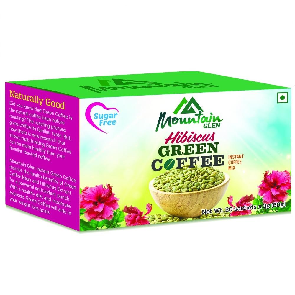 Sugar Free Green Coffee Hibiscus Buy Natural Coffee Powder