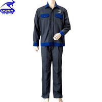 Top Selling Dony Garment Cheap Protective Work Clothing Overalls Workwear Coverall