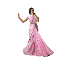 Rosa Crepe <span class=keywords><strong>Georgette</strong></span> Saree Casual On-Line
