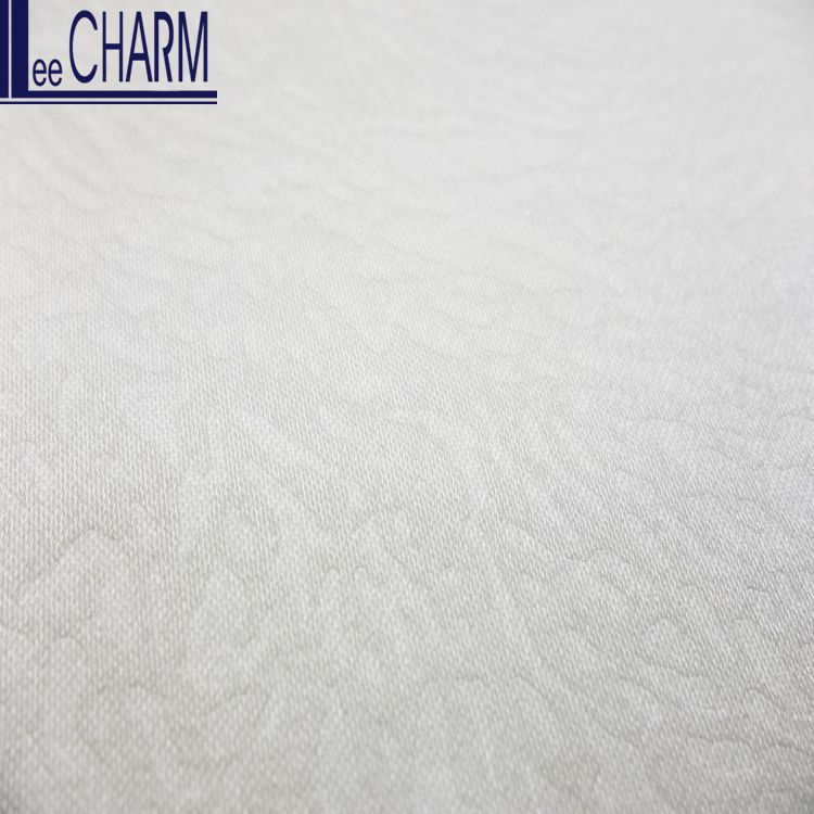 CS615EA Taiwan Embossed Satin Fabric