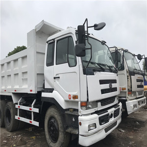 Used Isuzu Dump Truck 8X4/6x4 Tipper with Excellent Condition for Africa
