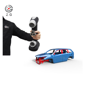 480000measures/s Portable eye-safe class laser 3d scanner in auto part industrial
