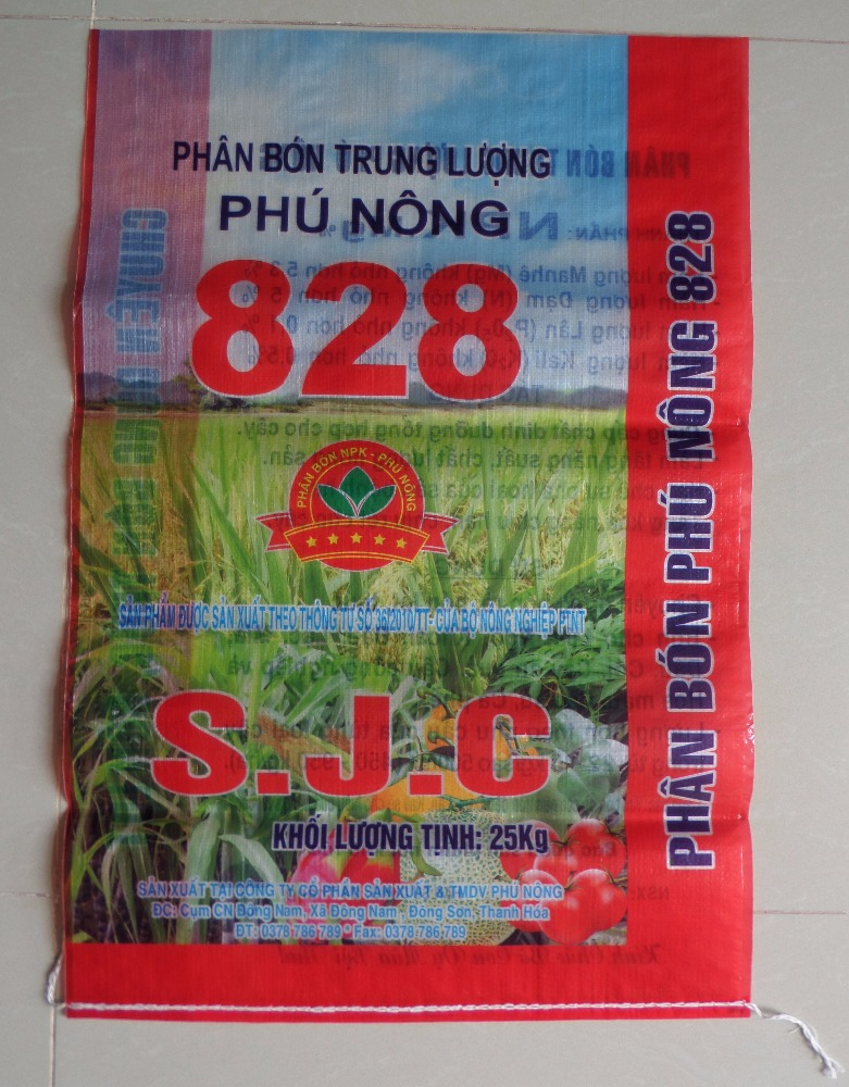 BOPP laminated woven bags, Rice bags, Feed bags, Bird food bags, Horse food bags, Pet food bags, made in Vietnam