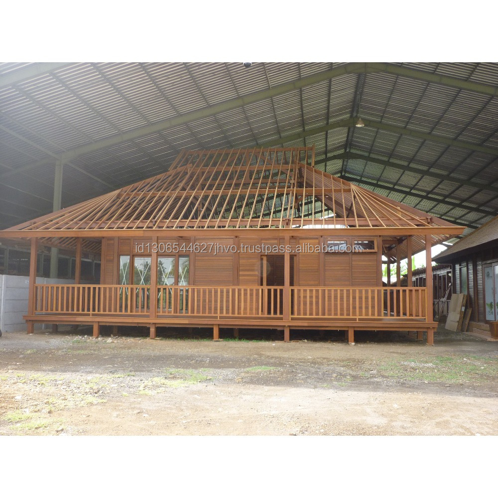 High Quality Wooden House For Living