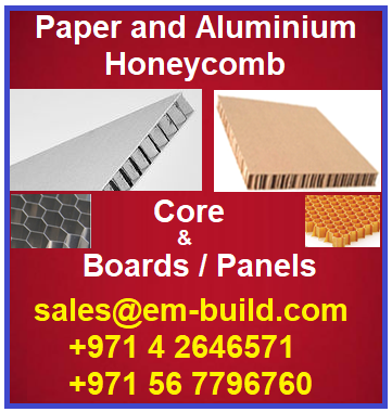 United Arab Emirates Aluminium Honeycomb, United Arab