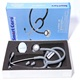 Smart Care Stethoscopes | Light Weight Pediatric Stethoscope For Examining Kids and Adults (ST01) Classic II