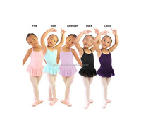 Comfortable and Hot-selling children dance costumes leotard