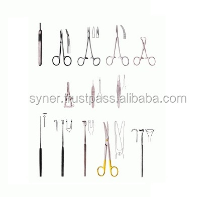 Blepharoplasty Instruments Set plastic surgery operation Surgical Instrument Set Free Shipping/Surgical instruments Set