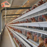 Durable 15-20 years life time chicken cage layers new design layer egg chicken cage/poultry farm house design for egg chicken