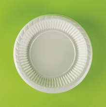 High Quality Round Model Disposable Plastic Plates