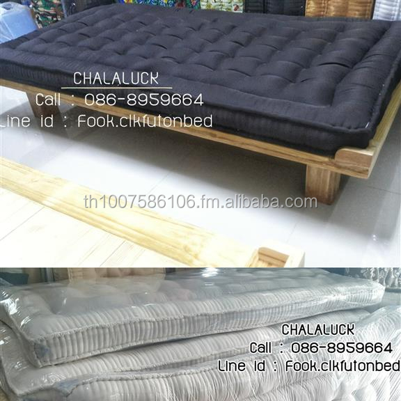 Chalaluck Folding Organic Kapok Futon 3 Mattress Product On Alibaba Com
