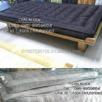 Chalaluck Folding Organic Kapok Futon