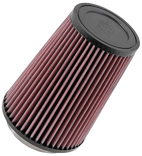 RC-5060 K/&N Clamp-On Round Tapered Air Filter
