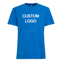 OEM Custom Printing 100% Cotton Men Tshirt at factory price