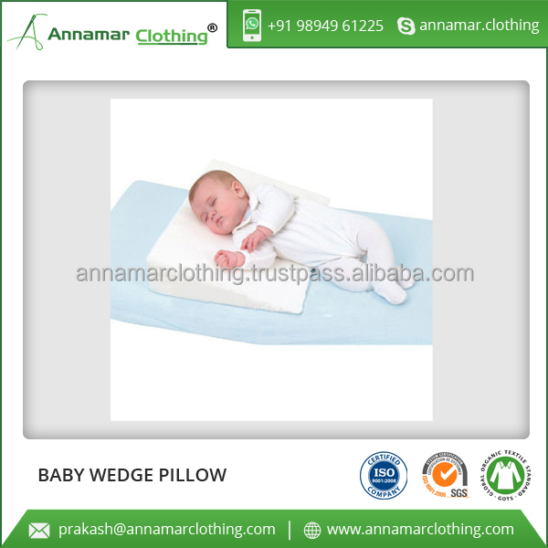Baby Wedge Back Support Pillows for Baby Comfort Sleep