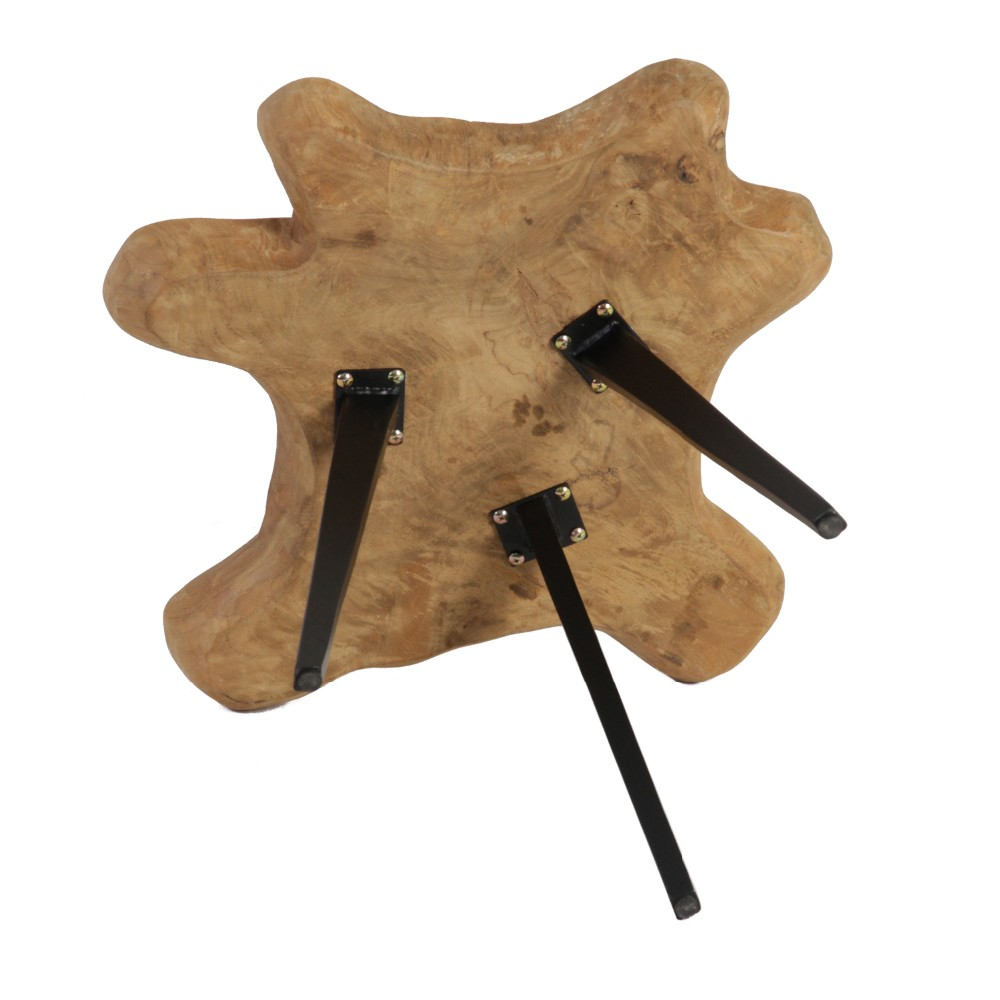 100% High Quality Teak Wood Root Mini Coffee Table - Buy ...