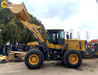 SDLG wheel loader SD956 936 loader in Shanghai