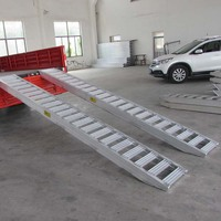 heavy duty ramps for excavator