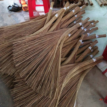 Luxury type for Coconut Broom Stick/ Nypah Broom Stick