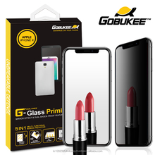 Mirror Tempered Glass in Screen Protector from manufacted in Korea, Gobukee