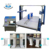 Excellent quality 3d logo polystyrene hot wire foam cutting machine