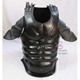 Medieval Roman Greek Black Leather Muscle Armour - Medieval Roman Muscle Armour