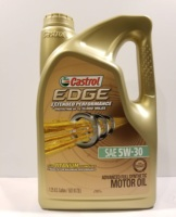 Castrol EDGE Extended Performance 5W-30 Advanced Full Synthetic Motor Oil